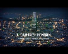 Learn about Heineken: A 'Dam Fresh Heineken http://ift.tt/2sYyaKZ on www.Service.fit - Specialised Service Consultants.