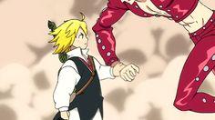 nanatsu no taizai gif ban meliodas Anime Punches Top 10 Most Epic Anime Punches