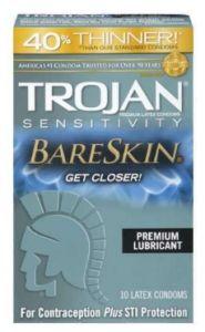 Trojan Sensitivity Bareskin Lubricated, Latex Condoms Thing 1, Health Shop, Sensitive Skin, Latex, Health Care, Health And Beauty, Personal Care, Sensitivity, 10 Count