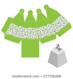 Find Box Design Diestamping Folding Ready stock images in HD and millions of other royalty-free stock photos, illustrations and vectors in the Shutterstock collection. Cake Boxes Packaging, Gift Box Images, Decoupage, Cardboard Paper, Diy Box, Printable Paper, Silhouette Projects, Box Design, Paper Flowers