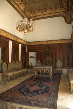 Ajiqbash Mansion, Aleppo, Syria