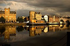 The Signal Tower, Leith. - Lighthouses for Rent in Edinburgh