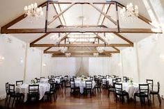 Elise and Scott's Vintage Wedding in Newcastle – Longworth House Daytime Wedding, Exposed Beams, Wedding Receptions, Simple Elegance, Wedding Designs, Real Weddings, Wedding Inspiration, Ceiling Lights, Table Decorations