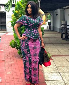 Latest Ankara Styles 2018 - Ankara Styles - Ankara gown styles Love the African Fashion Ankara, Latest African Fashion Dresses, Ghanaian Fashion, African Dresses For Women, African Print Dresses, African Print Fashion, African Attire, African Prints, African Women