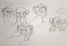 TLK doodles 15 by Credens-Vita on DeviantArt Cat Character, Character Drawing, Animation Sketches, Art Sketches, Tarzan Disney, Lion King Fan Art, Simba And Nala, Disney Lion King, Anime Art