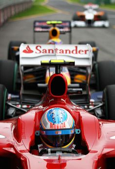 Ferrari always ahead of Red Bull!!