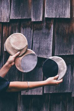 Leather Moon Bags by Claflin Thayer Co. // Moon Cycle Bakery