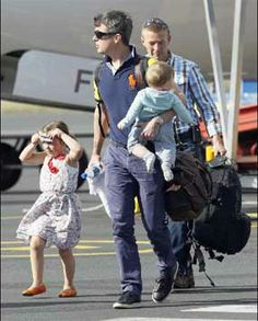 frederik , mary et leurs enfants
