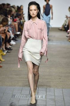 **Verloc Mini Skirt by Unique - Topshop