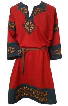 Mens Medieval Tunic