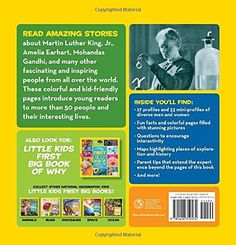 National Geographic Little Kids First Big Book of Who (National Geographic Little Kids First Big Boo