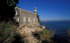 Tabga (Mar de Galilea) - Iglesia del Primado de Pedro