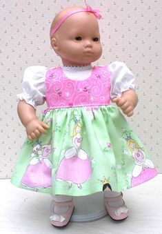 Outfit for Bitty Baby Doll by DollClothesbyPeg