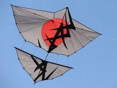 Kite Store, Kites Craft, Kite Designs, Kite Making, Go Fly A Kite, Geometry Art, Paper Folding, Crafts, Number