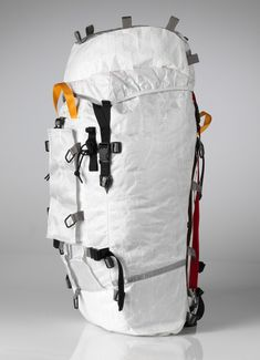 The evolution in ultralight packs from Oregon-based mfg Cilo. Inappropriate to purr?