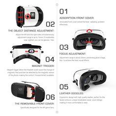 Mola: UMi lanza las UMi VR BOX 3, unas gafas de realidad virtual muy económicas