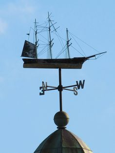 Weathervane by RahelSharon, via Flickr