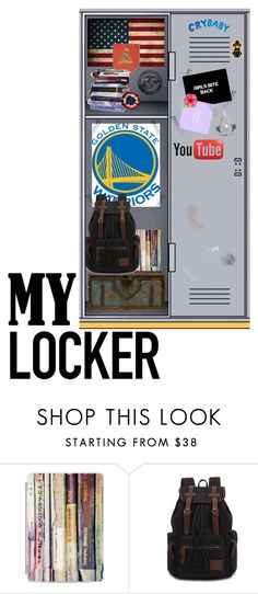 """Locker"" by dancing-with-wolves ❤ liked on Polyvore featuring interior, interiors, interior design, home, home decor, interior decorating, Casetify, BackToSchool and mylocker"
