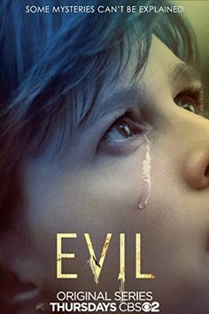 Trailer, promos, clips, featurette, images and posters for the supernatural drama series EVIL starring Mike Colter and Katja Herbers. Mike Colter, Tv Series To Watch, Watch Tv Shows, Katja Herbers, The Walking Dead, Zone Telechargement, Watch Free Movies Online, Watch Movies, Romantic Films