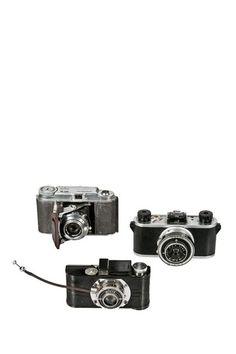 Vintage Cameras: Argus, Kodak and Voigtlander - Set of 3 on HauteLook