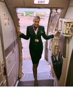 Take care and wish you good luck. British Airways Cabin Crew, Flight Girls, Flight Attendant, Black Nylons, These Girls, Beautiful Women, Female, Lady, Ideas