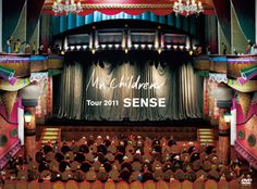 """Mr.Children TOUR 2011 """"SENSE"""" / Mr.Children(BD)"""