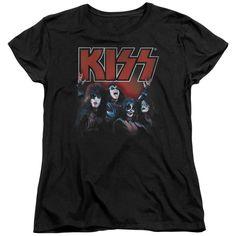 KISS Rock Kings Women's T-Shirt