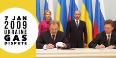 7 January Russia cuts off gas flow to Southeastern Europe through Ukraine for 23 days in a gas dispute over the alleged debt of billion to Gazprom High School Students, Student Learning, Debt, Ukraine, Flow, Russia, January, Europe, History