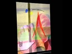 ▶ David Hockney iPad sketches - YouTube