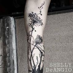 Shelly DeAngio Shell Shock tattoo