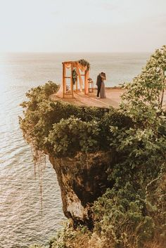 5 amazing Bali elopements + tips to plan your own Layer Cake) Beach Wedding Bouquets, Beach Theme Wedding Invitations, Beach Wedding Centerpieces, Bali Wedding, Elope Wedding, Dream Wedding, Wedding Ideas, Big Sur Wedding, Wedding Planning