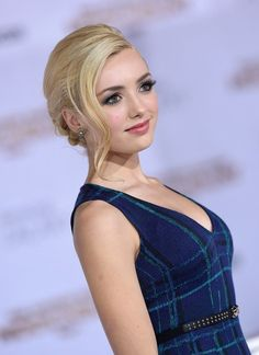 Peyton List in 'The Hunger Games: Mockingjay, Part 1' LA Premiere