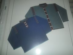 *Adult Winsor Tyrolean - (1 available) $1.00 plus postage. A bavarian sweater for adults in sizes 34-46.