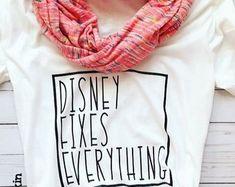 Disney tshirts | Etsy