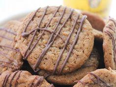 Coconut Ginger Molasses Cookies #holidays #cookies #dessert