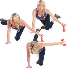 Our most popular move on Pinterest? This crazy-hard Pretzel Kick by celeb trainer Tracy Anderson! | health.com