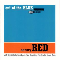 """Blue Note - Sonny Red """"Out of the Blue"""""""