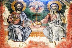 The grace of our Lord Jesus Christ and the love of God and the fellowship of the Holy Spirit be with you all.