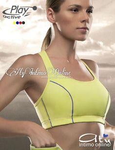 #reggiseni_sportivi #abbigliamentosport  Una nuova linea completamente dedicata allo sport è Lepel Play Active studiata per lo sport e per le donne. Vi state rimettendo in forma per la spiaggia?  Provate il nuovo TOP SPORTIVO IMBOTTITO PEGASO ideale per sostenere il seno durante l'attività sportiva e disponibile nei colori Acido, Nero, Blu e Corallo.  http://www.atyintimoonline.it/intimo-lepel/3030-top-sportivo-imbottito-lepel-play-active-pegaso.html