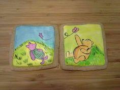 Winnie the Pooh Cookies!!