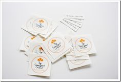 Print your own fabric labels