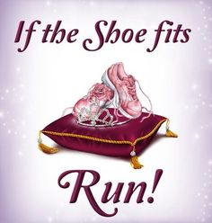 if the shoe fits. MouseTalesTravel.com  #MTT #rundisney #fitmouse #getfit