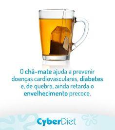 Você gosta de chá mate? Você vai adorar saber o quanto ele é saudável! http://maisequilibrio.terra.com.br/mate-a-sua-sede-de-cha-5-1-4-458.html
