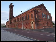 Hugh Mason Hall (Former Public Baths), Ashton-under-Lyne, UK