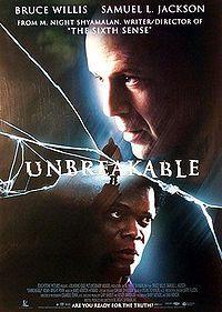 Неуязвимый  Unbreakable