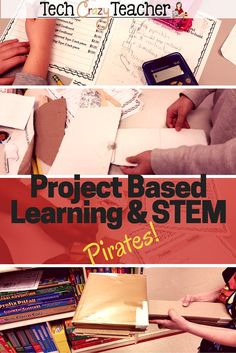 Pirates, STEM, and PBL! This Project Based Learning idea was a hit with my elementary students! They loved diving in to this project's problems and STEM challenges! The PBL activities are inquiry based and extremely engaging. This PBL resource includes ru Problem Based Learning, Inquiry Based Learning, Project Based Learning, Whole Brain Teaching, Teaching Science, Stem Teaching, Science Lessons, Middle School Science, Elementary Science