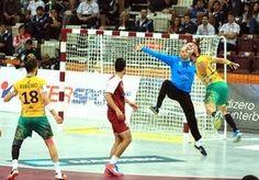Blog Esportivo do Suíço: Brasil perde estreia do Mundial de handebol para o Qatar