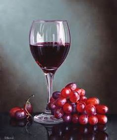 wine glass paintings - Yahoo Image Search Results