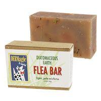 DERMagic Flea Shampoo Bar at The Animal Rescue Site