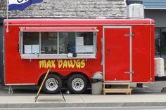 Max Dawgs food truck